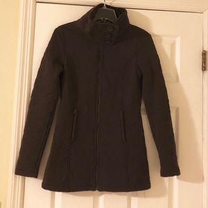North Face TNF Caroluna Coat Jacket XS Brown